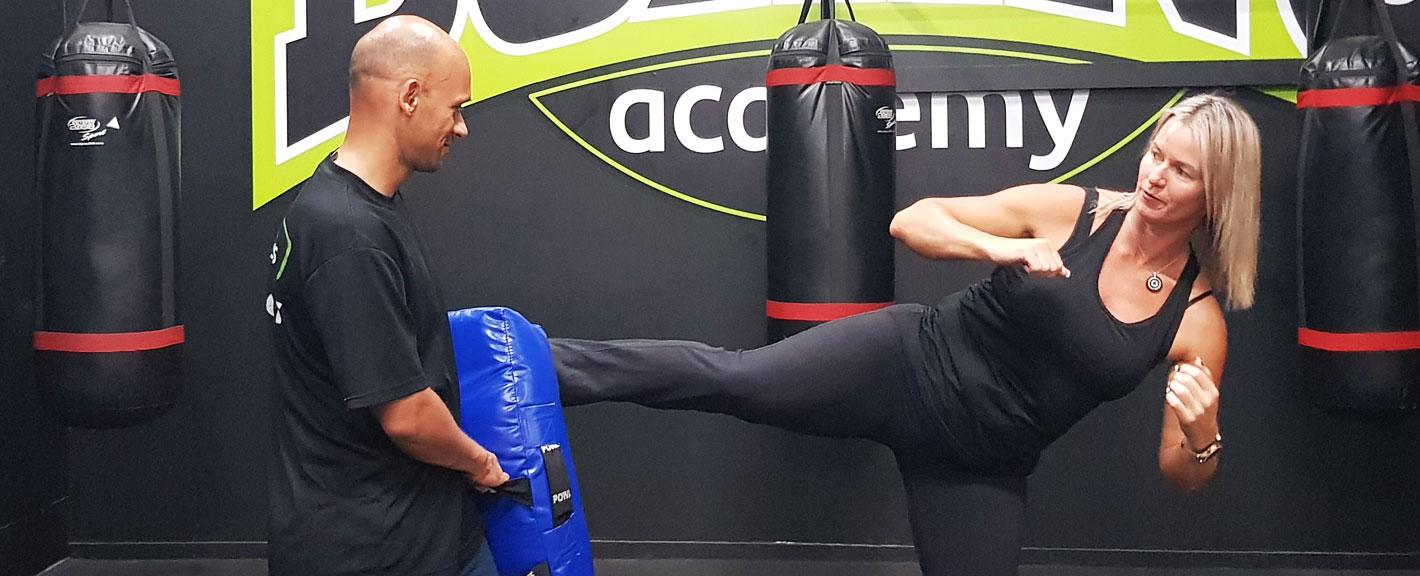 Combat Kick